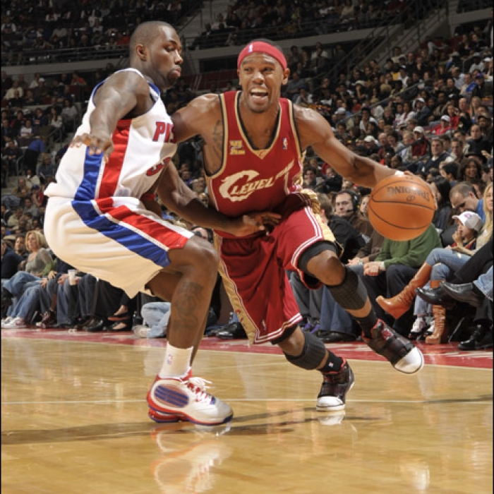 Cavaliers at Pistons - November 25, 2009