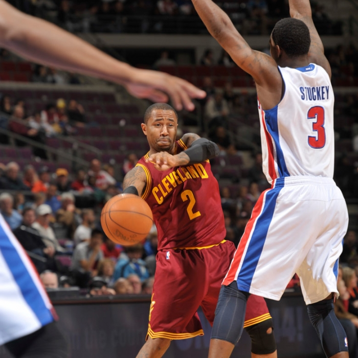 Cavaliers at Pistons - December 5th, 2010