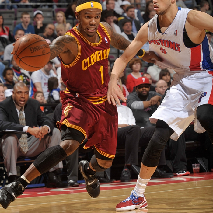 Cavaliers at Pistons - April 11th, 2011