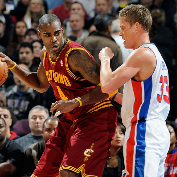Cavaliers at Pistons - December 28, 2011