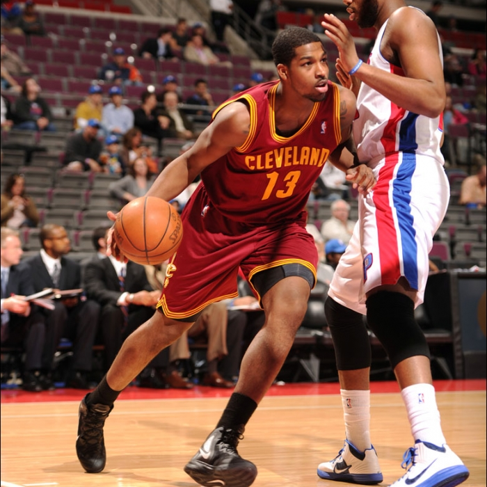 Cavaliers at Pistons - April 17, 2012