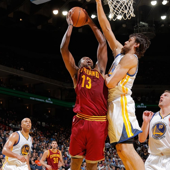 Cavaliers at Warriors - November 7, 2012