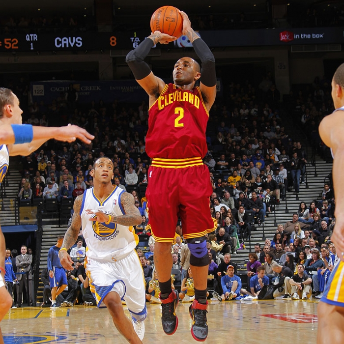 Cavaliers at Warriors - January 7, 2011