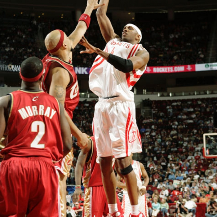Cavaliers: Cavaliers at Rockets - March 26th, 2006