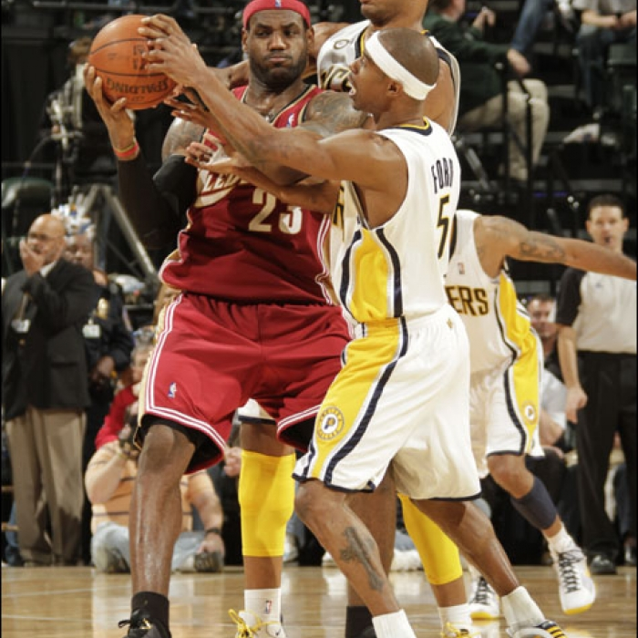 Cavaliers at Pacers - November 20th, 2008
