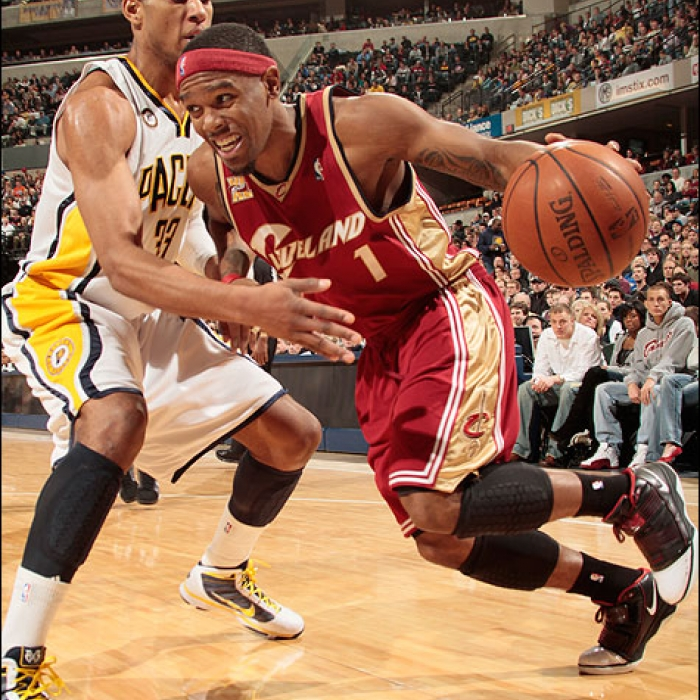 Cavaliers at Pacers - January 29, 2010