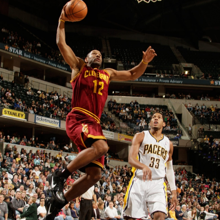 Cavaliers at Pacers - November 23, 2010