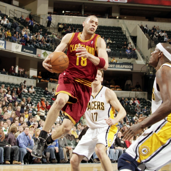 Cavaliers at Pacers - December 17th, 2010