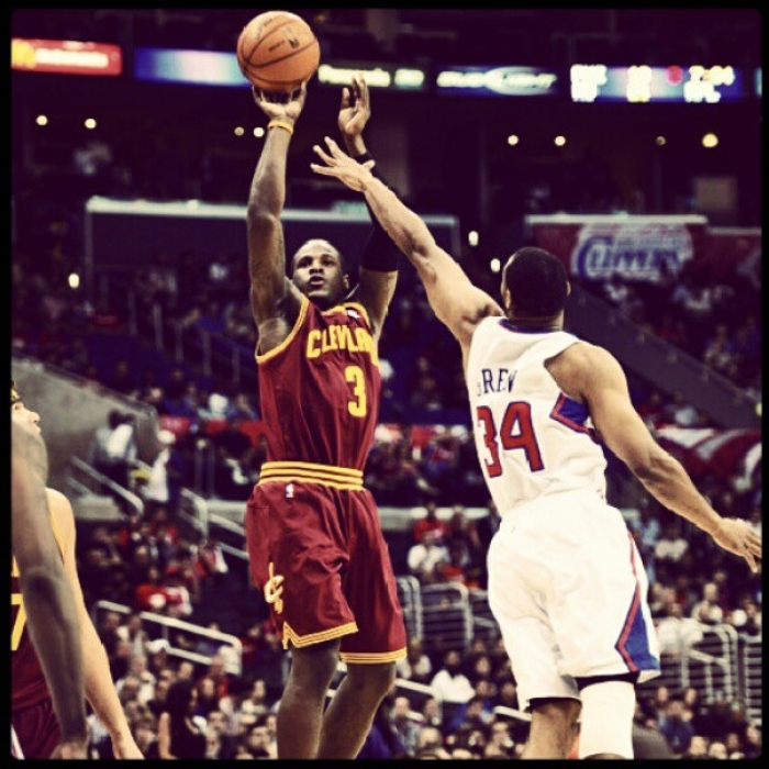 Cavaliers vs. Clippers - November 5, 2012