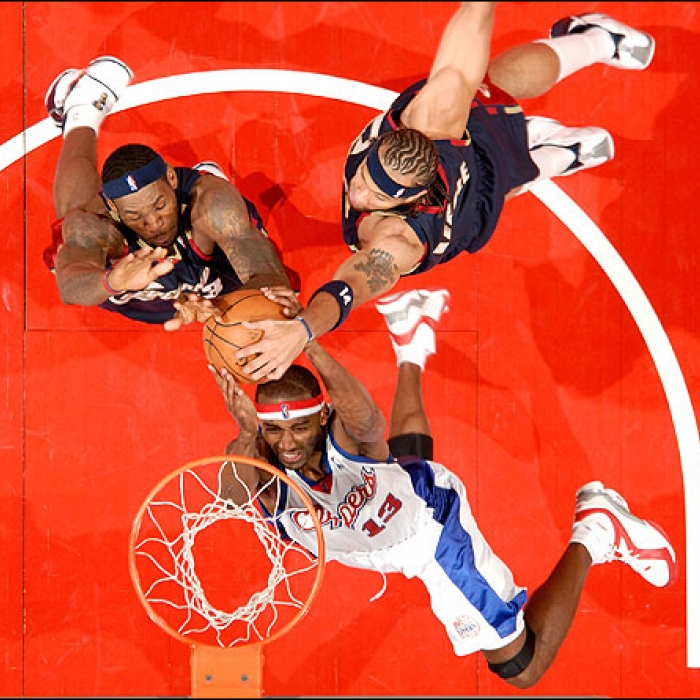 Cavaliers: Cavaliers at Clippers - November 11th, 2007