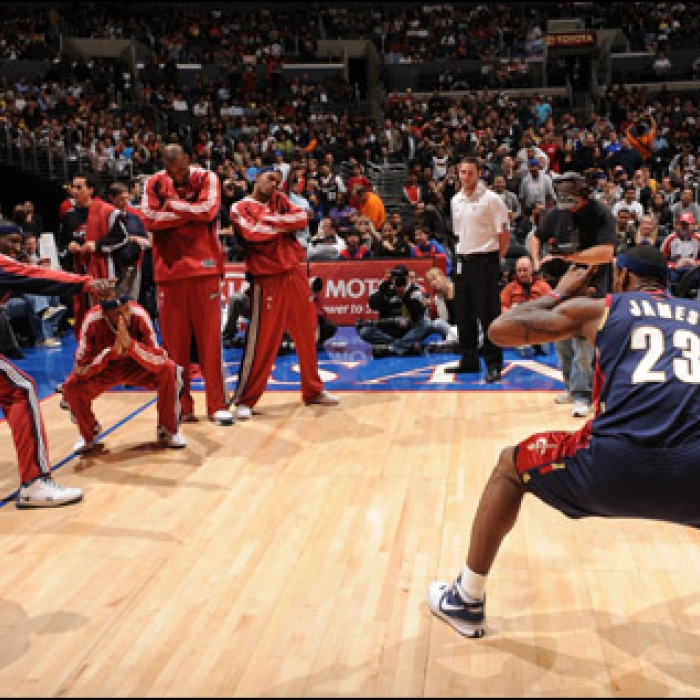 Cavaliers at Clippers - March 10th, 2009