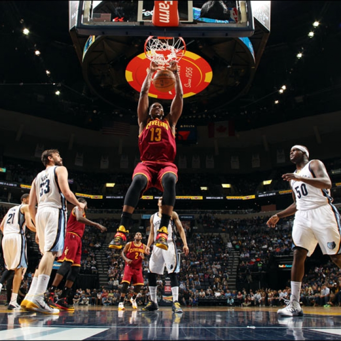 Game 61 | Cavs at Grizzlies
