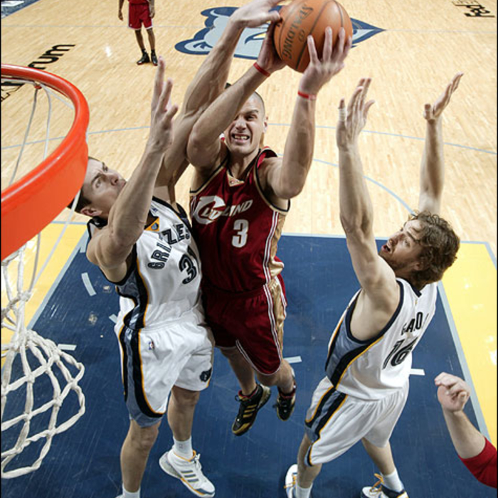 Cavaliers: Cavaliers at Grizzlies - January 15th, 2008