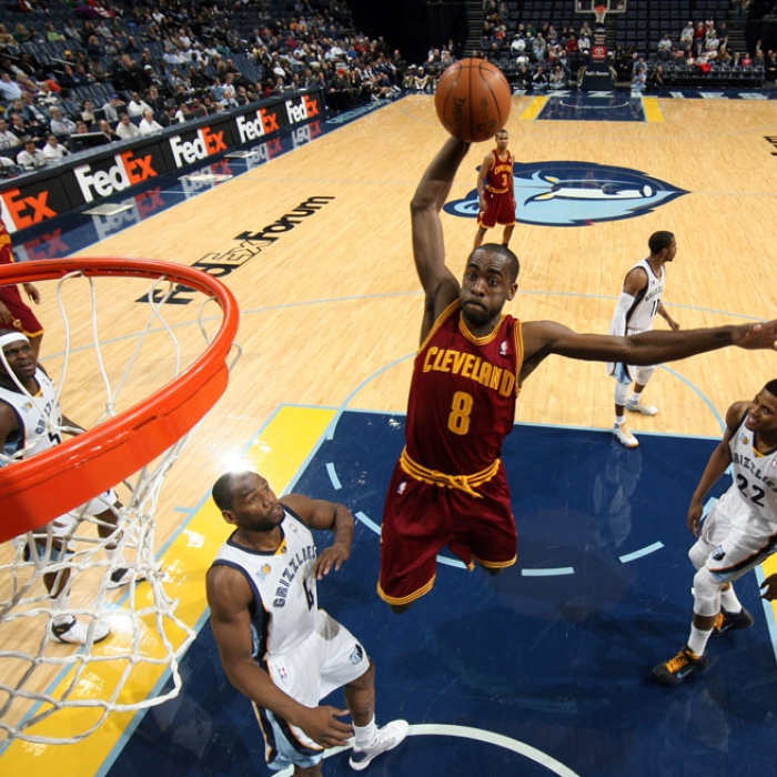 Cavaliers at Grizzlies - February 4th, 2011