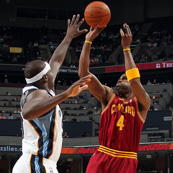 Cavaliers at Grizzlies - April 23, 2012