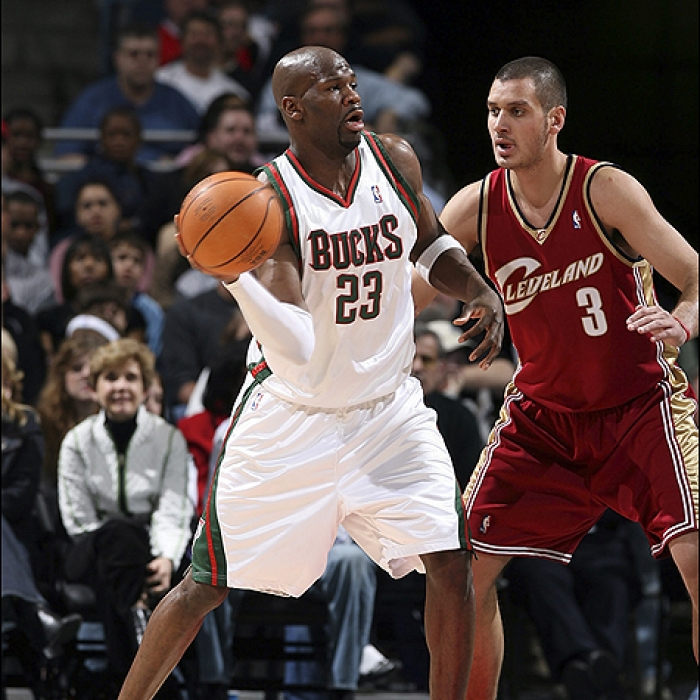 Cavaliers: Cavaliers at Bucks - March 10th, 2007