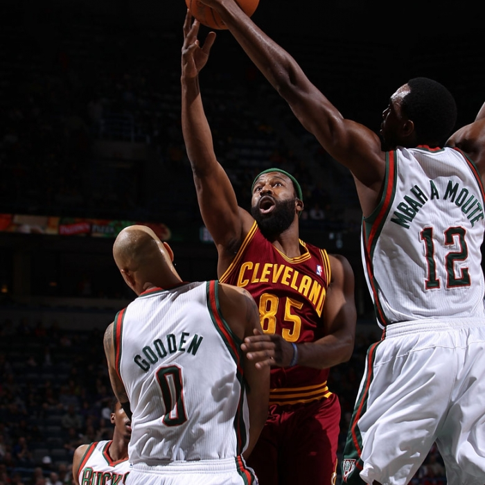 Cavaliers at Bucks - April 9th, 2011