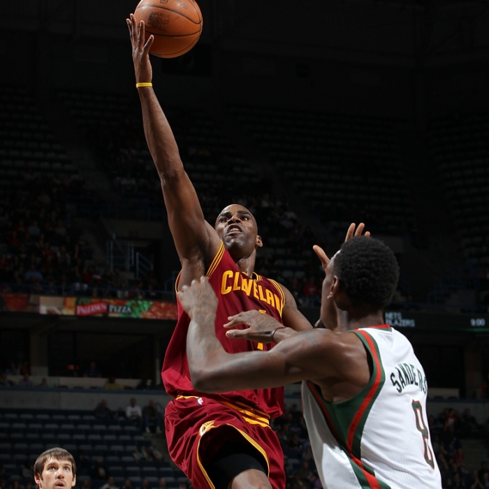 Cavaliers at Bucks - April 4, 2012