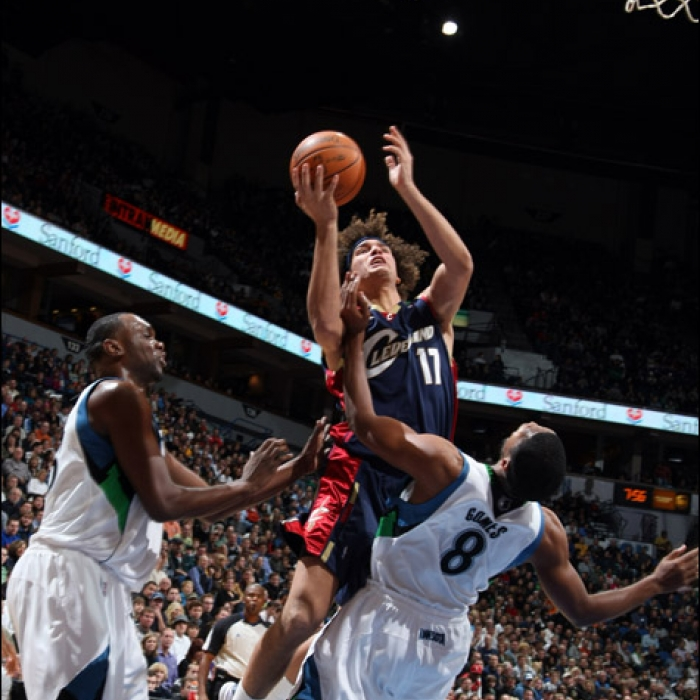Cavaliers at Timberwolves - October 30, 2009