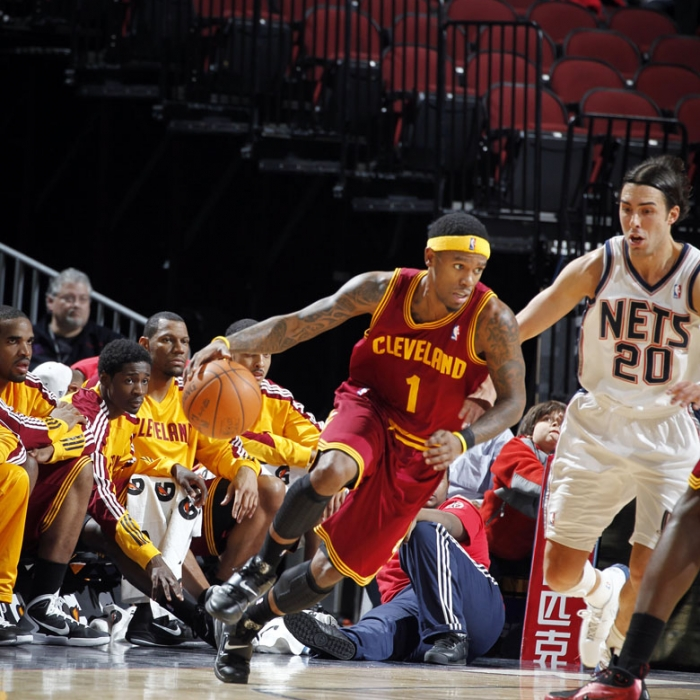 Cavaliers at Nets - Monday, January 24th, 2011