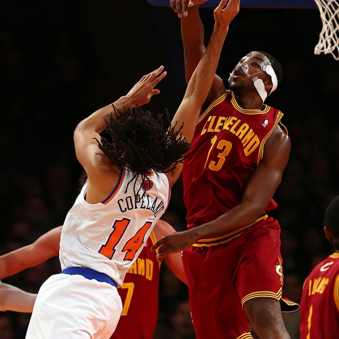 Cavaliers at Knicks – December 15, 2012