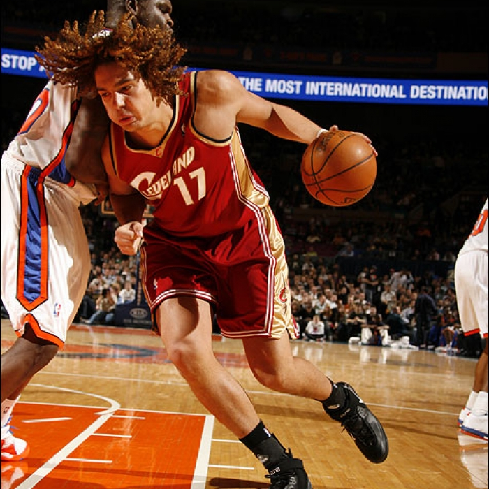 Cavaliers: Cavaliers vs Knicks - December 19th, 2007