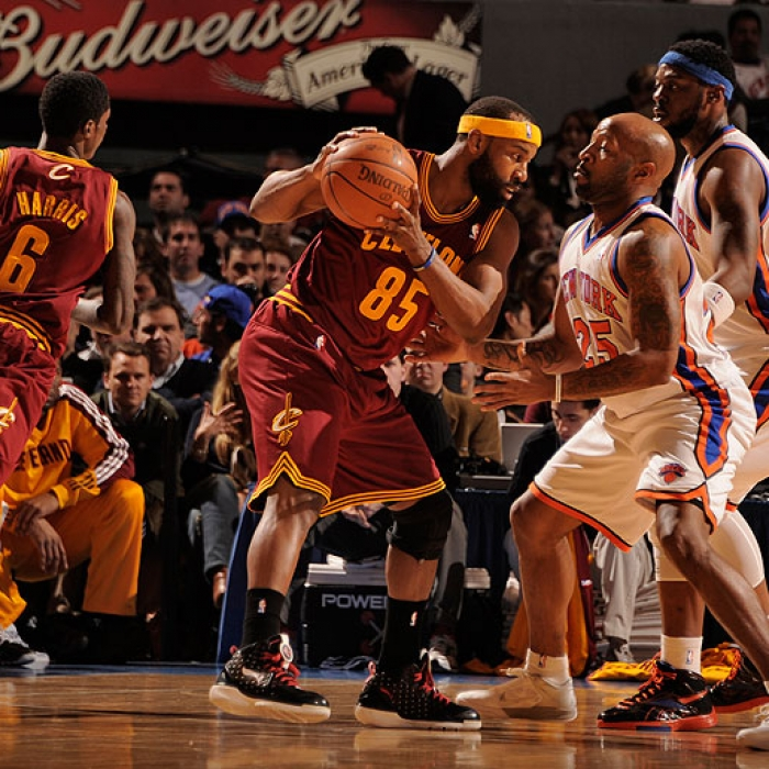 Cavaliers at Knicks - March 4, 2011