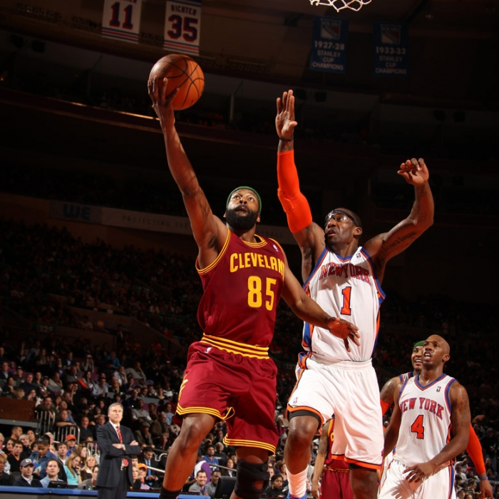 Cavaliers at Knicks - April 3, 2011