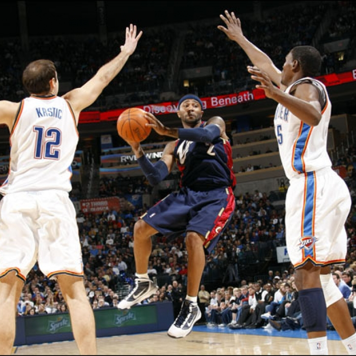 Cavaliers at Thunder - December 13th, 2009