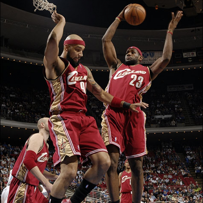Cavaliers: Cavaliers at Magic - February 11th, 2008