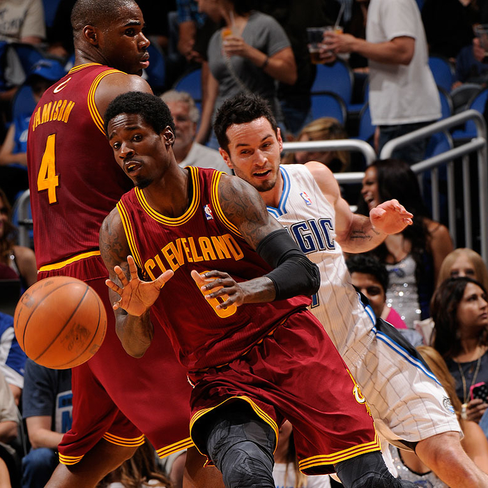 Cavaliers at Magic - March 23, 2012