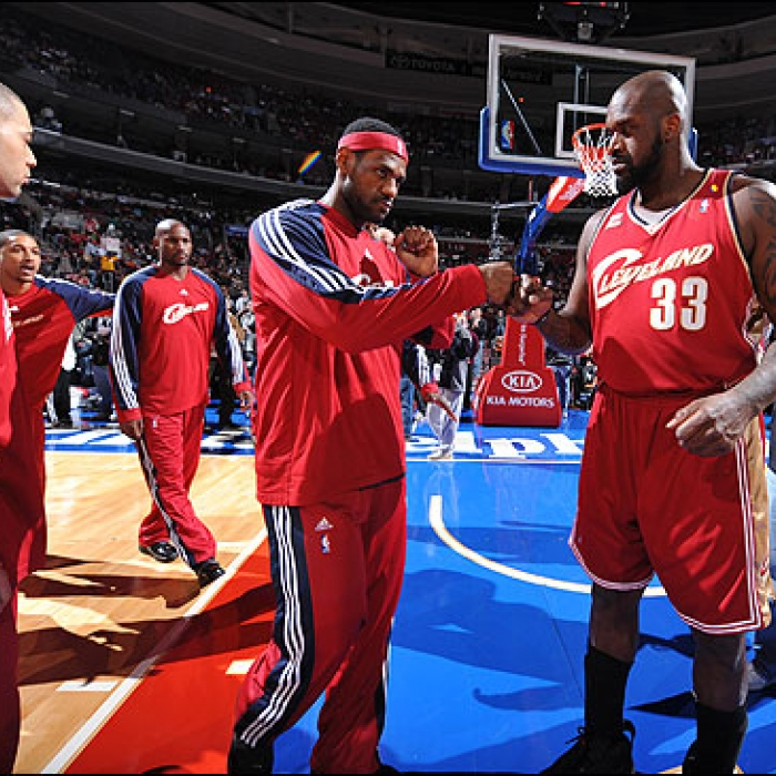 Cavaliers at 76ers - December 16, 2009
