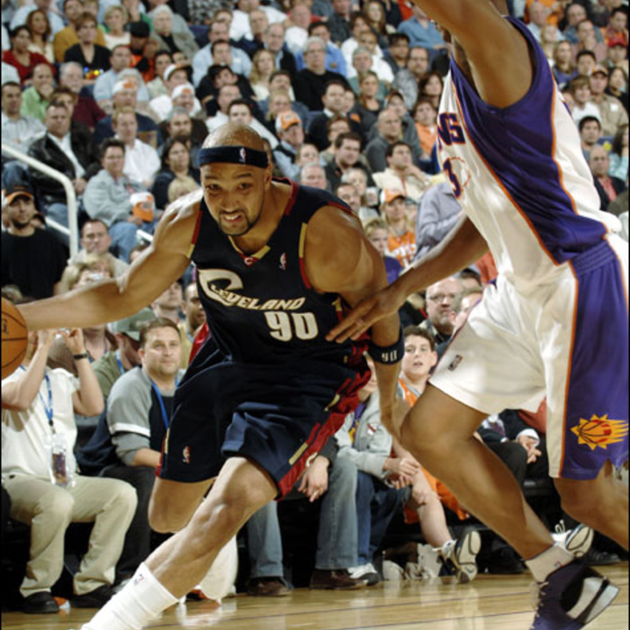 Cavaliers: Cavaliers at Suns - January 11th, 2007