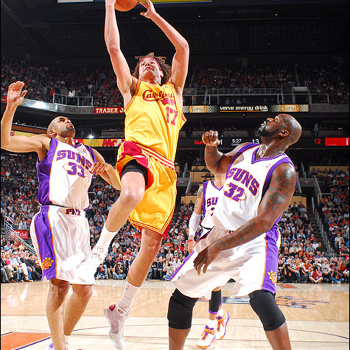 Cavaliers at Suns - March 12th, 2009