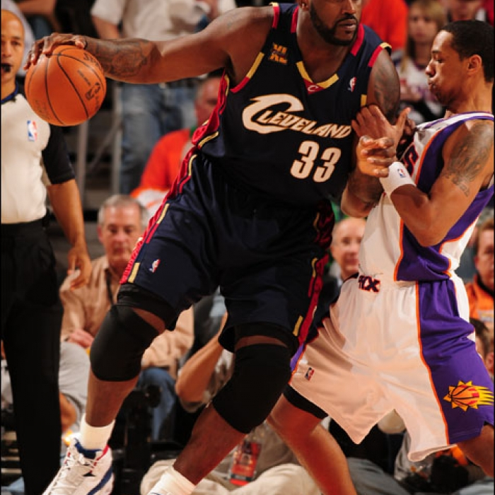 Cavaliers at Suns - December 21st, 2009