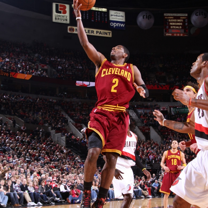 Cavaliers at Trail Blazers - January 8th, 2012