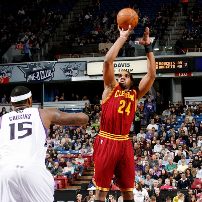 Cavaliers at Kings - March 16, 2011