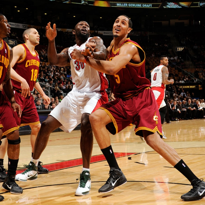 Cavaliers at Raptors - April 6, 2011