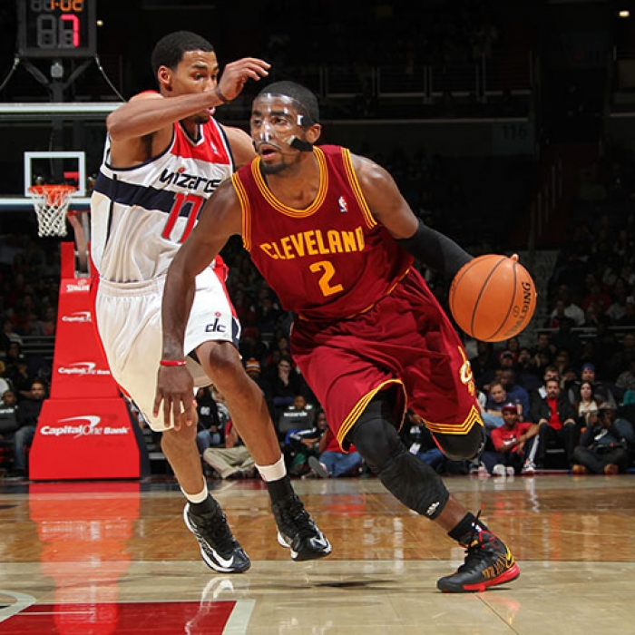 Cavaliers at Wizards – December 26, 2012