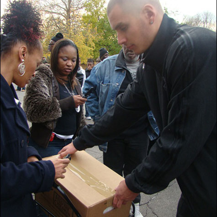 Cavaliers: Feed the Children - November 14th, 2008