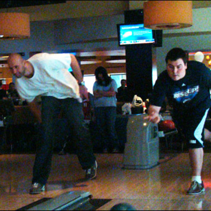 Bowling with Z: February 9th, 2009
