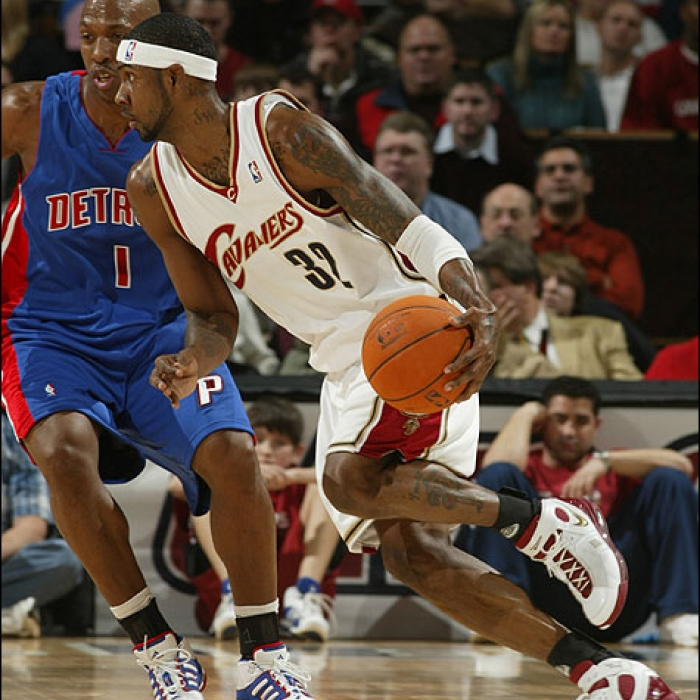 Cavs vs. Detroit Pistons - December 21st, 2006