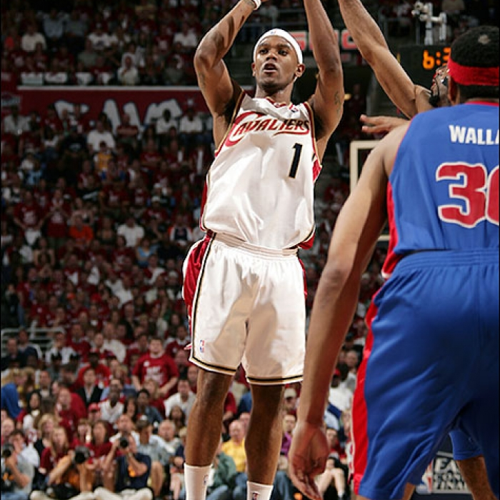 Cavaliers: Cavs vs. Pistons Game 4 Photos - May 29, 2007