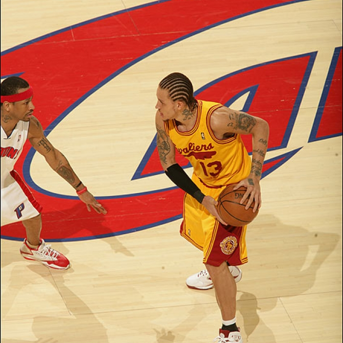 Cavaliers vs. Pistons - February 22nd, 2009