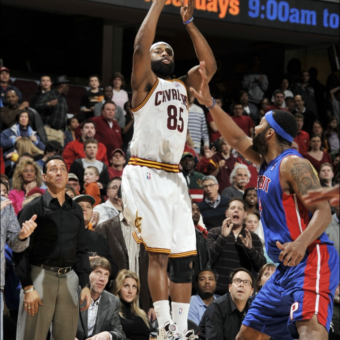 Cavaliers vs. Pistons - March 25th, 2011