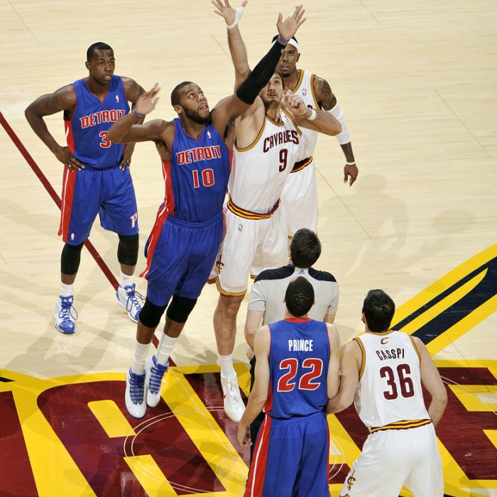 Cavaliers vs. Pistons - Tuesday, February 21, 2012
