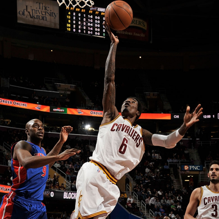 Cavaliers vs. Pistons - March 28, 2012