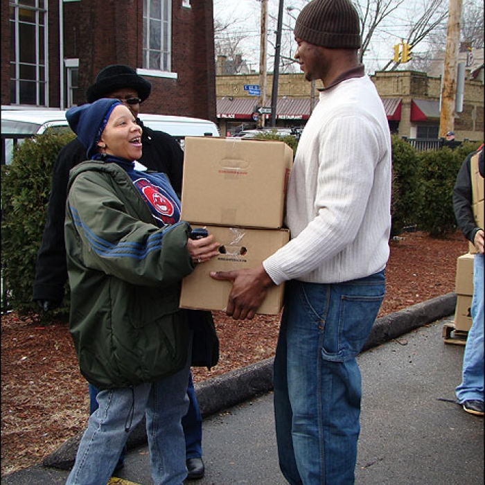 Cavaliers: Feed the Children - February 9th, 2008
