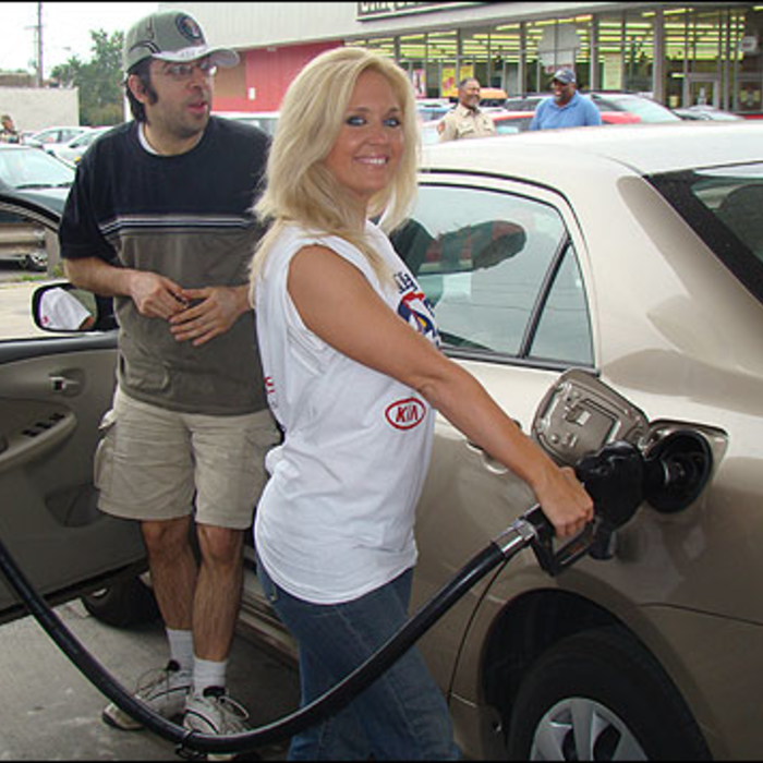 Cavaliers: Cavaliers Gas Giveaway - August 28, 2008