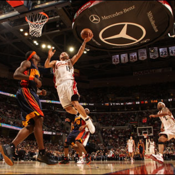 Cavaliers: Cavaliers vs. Warriors - November 28th, 2008
